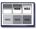 ND фильтры, нейтрально-серые