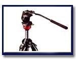 Штативы для видеокамер, моноподы, плечевые упоры
