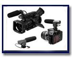 Микрофоны  фото видеокамер
