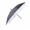 Фото зонт Falcon URN-32BW чёрно-белый 82 см