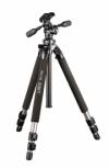 Штатив для фото и видеосъёмки Slik Pro 500HD + голова SH-736HD Head