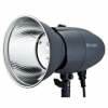 Студийный свет, вспышка Mircopro MQ-300S with reflector