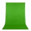 Фон тканевый однотонный зеленый 1,83х2,75м