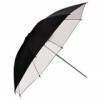 Фото зонт Falcon Black/Wite чёрно-белый (110 см)