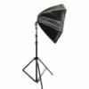 Постоянный студийный свет Fotobestway FEBK-90х5