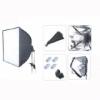 Софтбокс Fotobestway FNET-5070 (50х70см) для постоянного флуоресцентного света