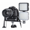 Накамерный свет для съемки видео, фото Lishuai LED-120