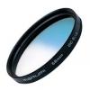 Светофильтр Marumi GC-Blue 77mm – градиентный голубой фильтр