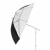 Фото зонт Lastolite Dual-Duty Silver/Black/White 100 см (4523)
