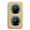 Термометр гигрометр биметаллический для сауны TFA 401004