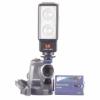 Светодиодный накамерный свет Lishuai DV-2х6WA