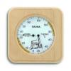 Термометр гигрометр биметаллический для сауны TFA 401007