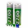Аккумуляторы пальчиковы B2 2700mAh