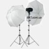 Набор студийного света Godox Mini Master 2Z150 (2x150 Дж)