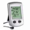 Цифровой термометр с радиоуправляемыми часами TFA 301032