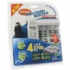 Зарядное устройство Ventra + 4 пальчиковых аккумулятора (2700 мАч)