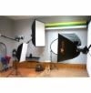 Набор студийного света Mircopro GM-750 для фотостудии