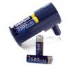 Зарядное устройство AA/AAA Hahnel TC Novo + 4 шт. 2500 mAh АА