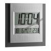 981012 - Часы-календарь-термометр с окантовкой