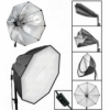 Октобокс, софтбокс F&V EB-60 60см для постоянного флуоресцентного света