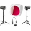 Набор фото оборудования для предметной съёмки F&V LD-400