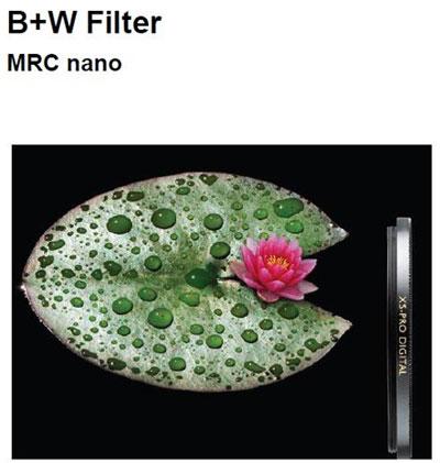 Светофильтры Schneider B+W Шнайдер MRC NANO фильтр для фото/видео