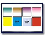 Цветные светофильтры Cokin