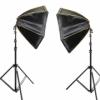 Набор постоянного студийного света F&V 90 270W для фото и видео