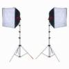 Набор постоянного света Falcon B628FSx2 для фото и видео съёмки