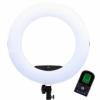 Кольцевой свет, LED лампа 96Вт F&V FE-480II, 3200-5500K + пульт ДУ