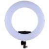 Кольцевой свет, LED лампа 96Вт F&V FD-480II, 3200-5500K