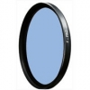Светофильтр Schneider B+W KB-12 (80B) 58mm - корректирующий синий фильтр