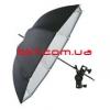 Фото зонт Falcon URN-60TWB белый и черный 152 см