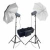 Набор студийного света Mircopro VI-180A, комплект студийного освещения